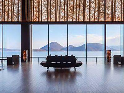 大自然と融合する大型リゾートホテル <br />【ここにしかない香り】完成
