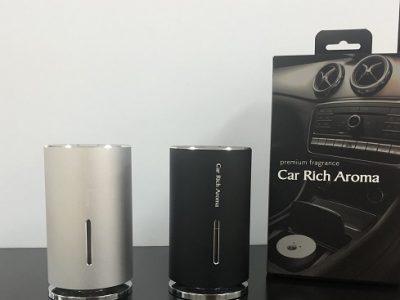 【NEW】赤外線センサー式 カーリッチアロマ販売開始